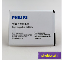 Pin điện thoại Philips W3500 T3500 W3509